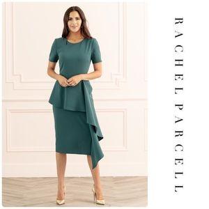 Rachel Parcell Cascade Sheath Dress